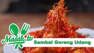 Sambal Goreng Udang | Sambal #027