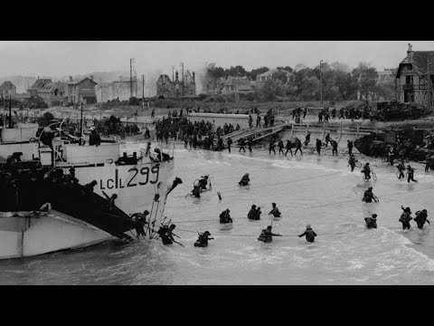 Remembering Canada's Involvement In D-Day On The 75th Anniversary