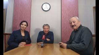 Рахман Разыков куудулдар Абдылда Иманкулов менен Гүлжайна Атакановадан интервью алды