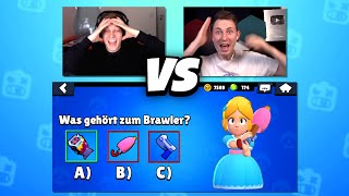 BRAWL STARS QUIZ BATTLE eskaliert! | Quiz Opening Battle gegen Marvin!