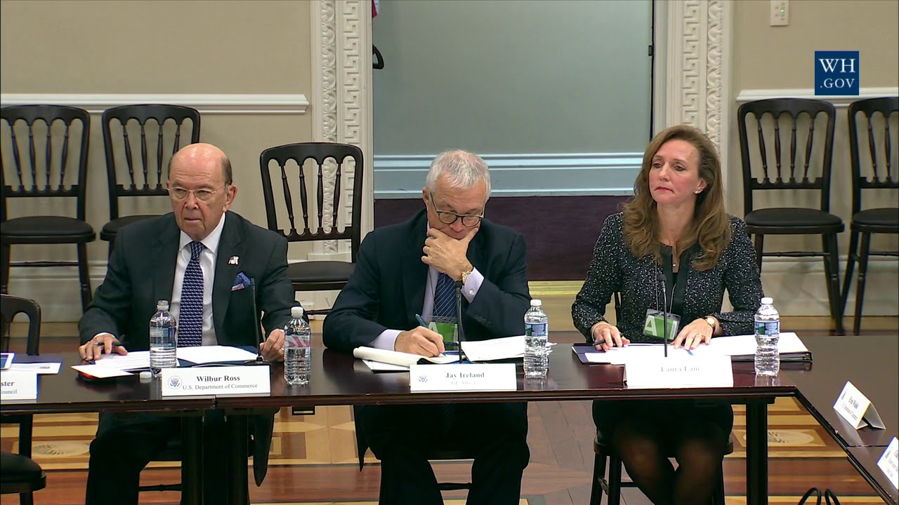Meeting of the President's Advisory Council on Doing Business in Africa