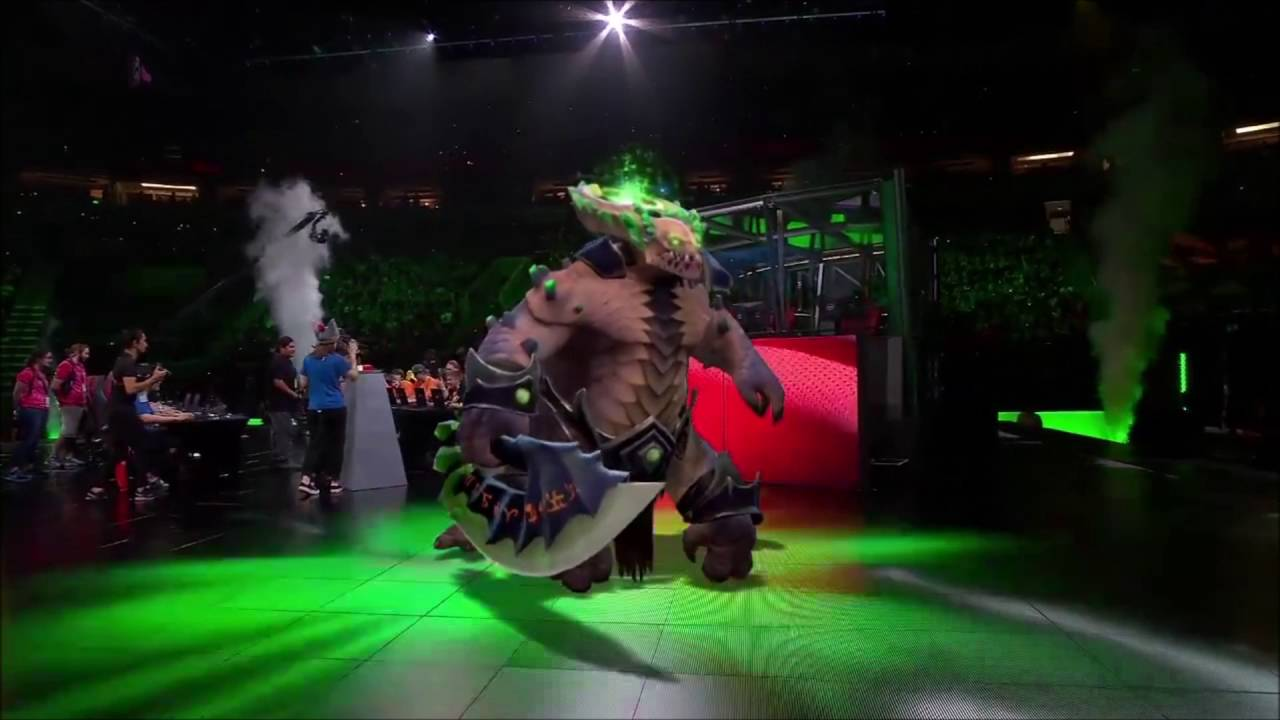 new hero pit lord underlord ti6 dota 2 august 23 2016 youtube
