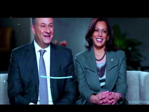 Kamala Harris and Douglas Emhoff on breaking new ground || Short Video || Trending #1