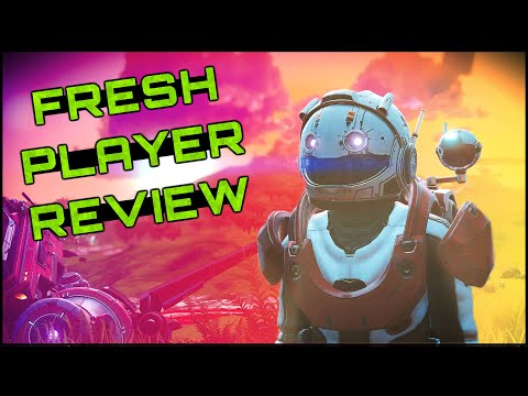 No Mans Sky - A New Players Review - First Look