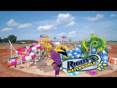 Rigby's Waterworld Water Park | Warner Robins,GA