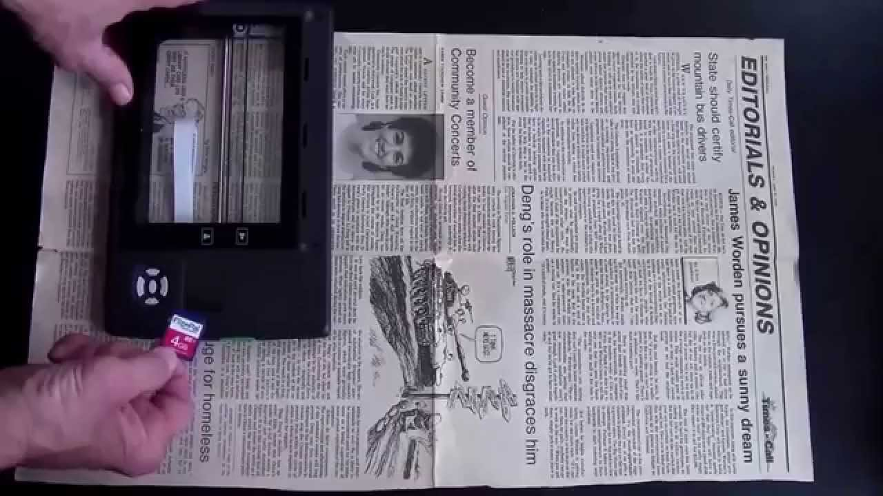 How to scrapbook with newspaper articles - How To Scan A Newspaper Article With Stitching