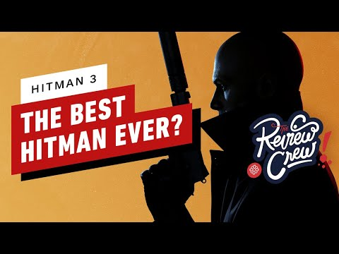Hitman 3 Reviews: Is This The Best Hitman Ever?