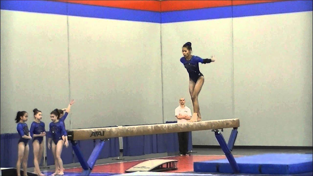 riverstreet classic gymnastics meet 2013
