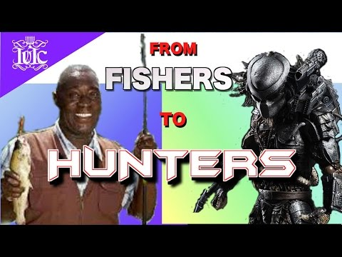 The Israelites: From Fishers To Hunters!!!  (Jer.16:16)