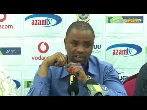PRESS CONFERENCE - TFF Ilipomtangaza rasmi Rais Magufuli kuikabidhi Simba Kombe la VPL