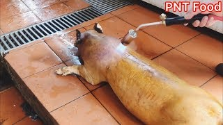 Ăn tết thì phải thịt lợn