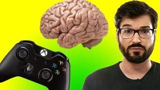 Your Brain Sucks at Video Games