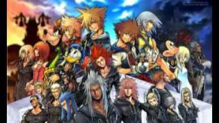 Kingdom Hearts 2 Final Mix Track 6 - The 13th Reflection