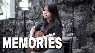 Download lagu Memories Maroon 5 Cover By Hanin Dhiya MP3