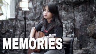 Download Memories - Maroon 5 (Cover) by Hanin Dhiya