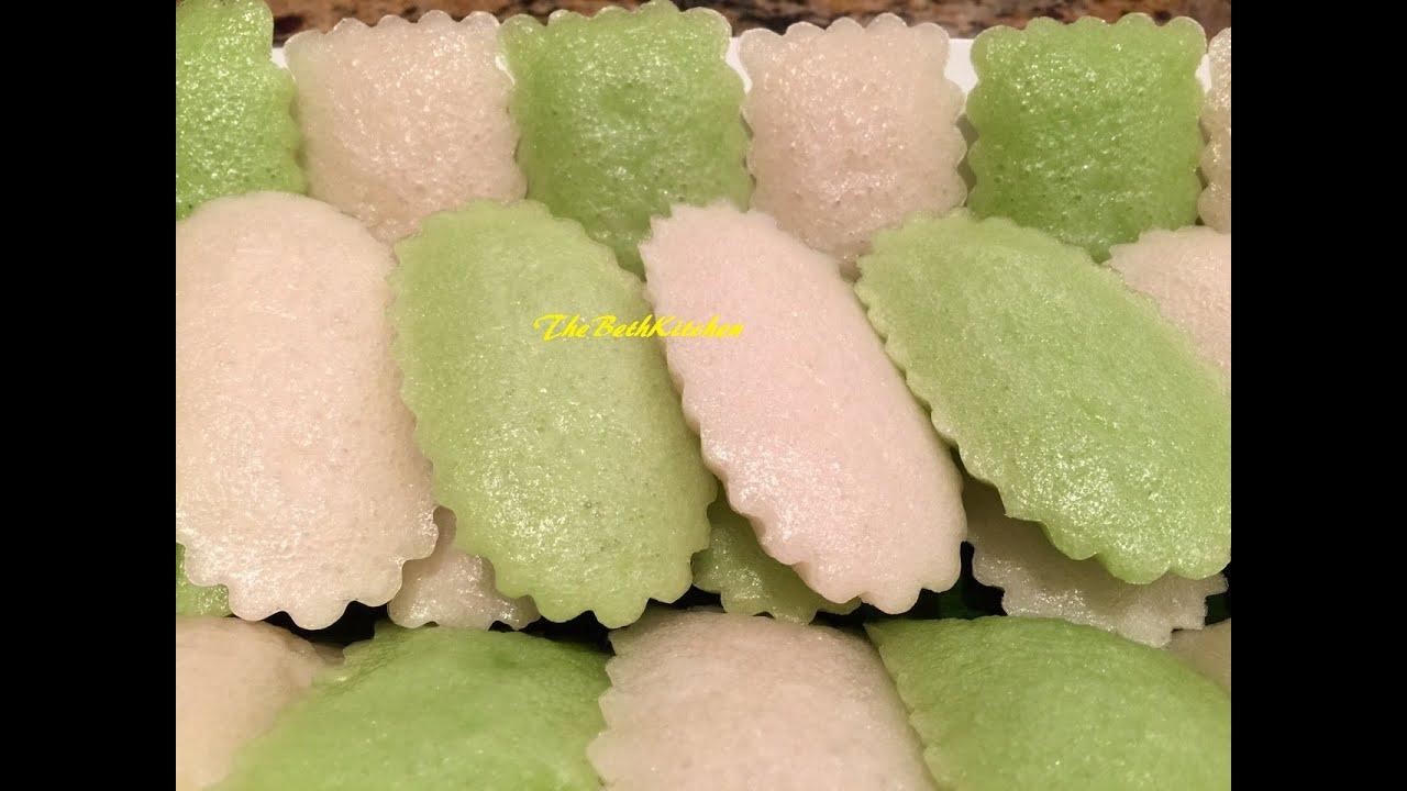 Bánh Bò – Vietnamese Steamed Rice Cake