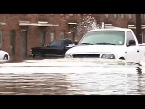 Наводнение в США: