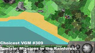 Choicest VGM - VGM #309 - SimIsle: MIssions in the Rainforest - Track 12