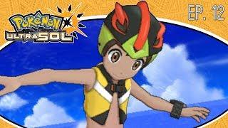 Pokémon Ultra Sol Ep.12 - EL NUEVO SURF ES INCREÍBLE (en serio, me ha encantado)