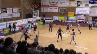 EuroMillions Basketball League - Les highlights : Willebroek - Brussels (67-79) (11.03.2017)
