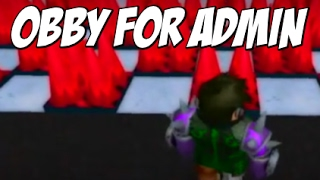 ROBLOX - Obby For Admin