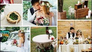 Как оформить свадебный коллаж?