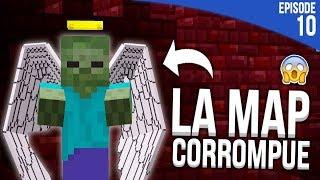 LA MAP EST CORROMPUE...   Minecraft Moddé S4   Episode 10