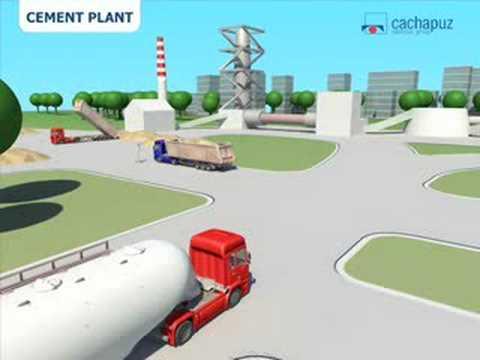 SLV Cement - Cachapuz