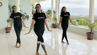 Leja Leja Re - Dhvani Bhanushali (Part 2)   Tutorial   Beginners Adults Bollywood Class   Az Dance