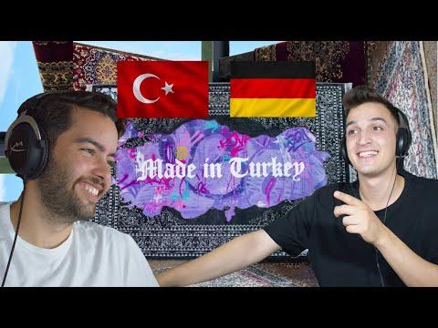 Reaction auf Murda & Ezhel – Made In Turkey    Ekrem und Eren 🇹🇷 🇳🇱 🇩🇪