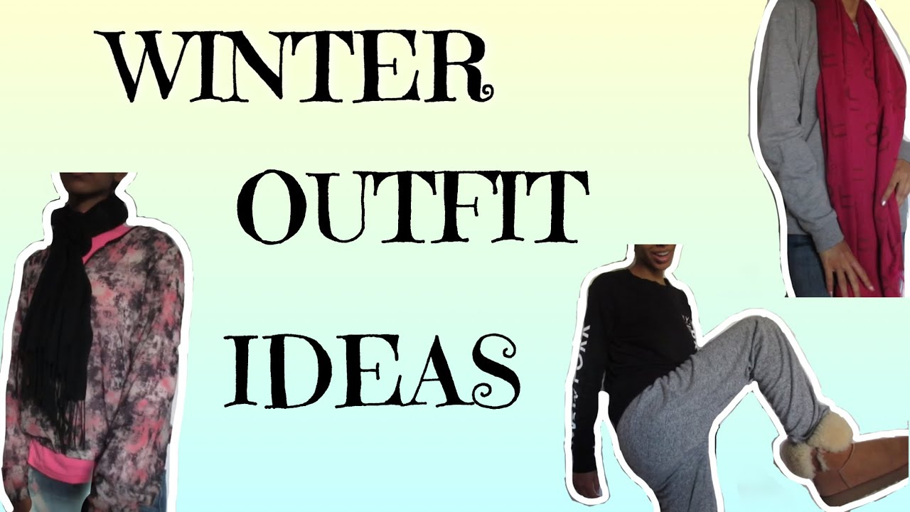 WINTER OUTFIT IDEAS | CASUAL + CUTE 6