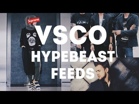 How to Make Hypebeast Instagram Feeds in VSCO | Easy Tutorial