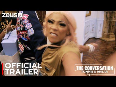 The Conversation: Tommie Lee & Akbar V | Official Trailer | Zeus