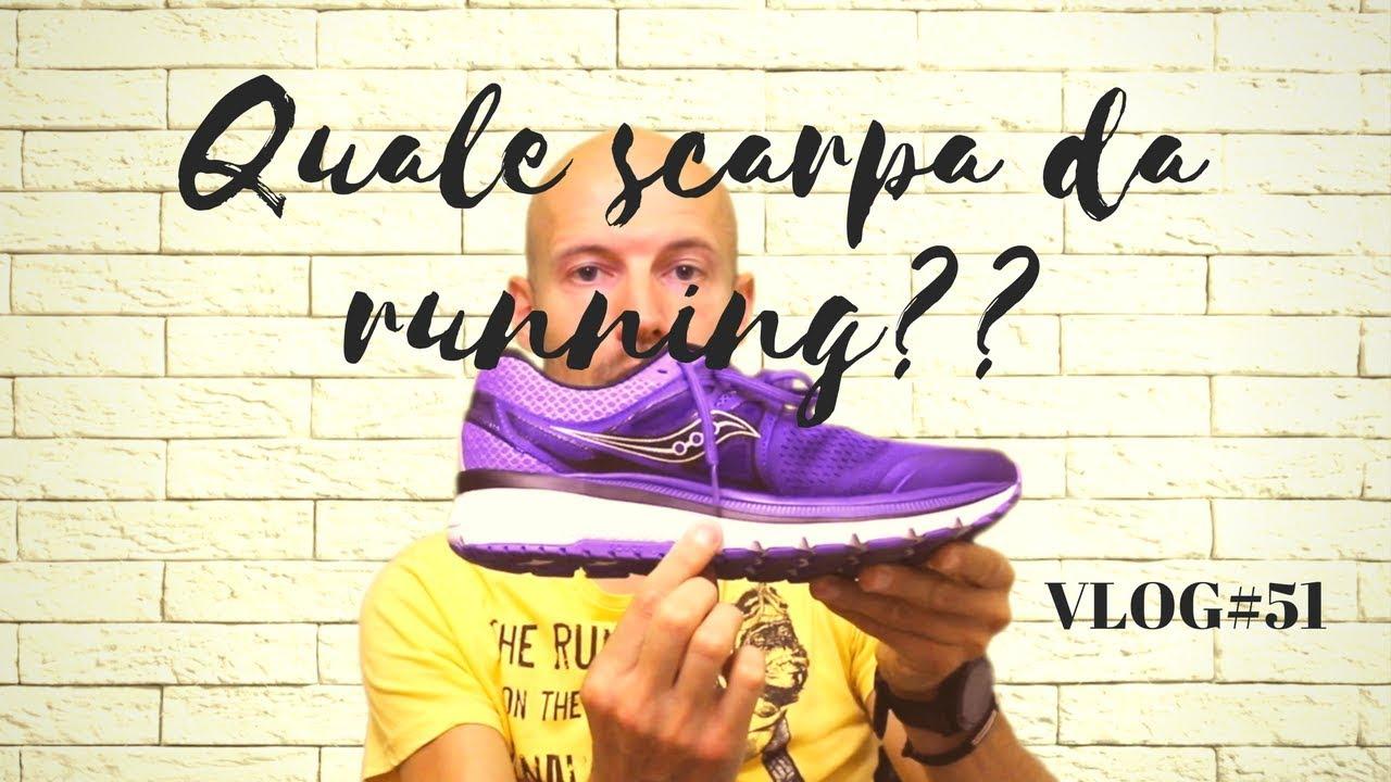 prezzo interessante assolutamente alla moda accogliente fresco Quale scarpa da running?? Vlog #51