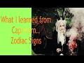 What Capricorn Teaches Us..
