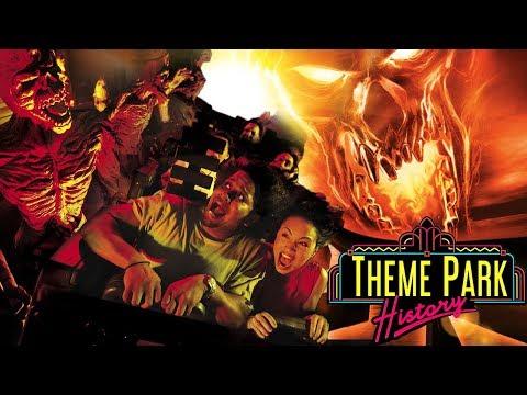 The Theme Park History of Revenge of The Mummy (Universal