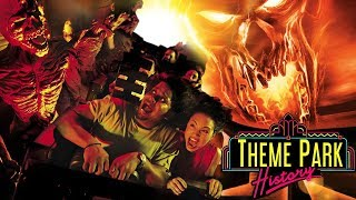 The Theme Park History of Revenge of The Mummy (Universal Studios Florida/Hollywood/Singapore)