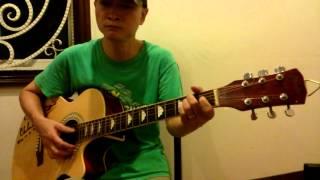 Ngõ Hồn Qua Đêm (Guitar - Bolero)