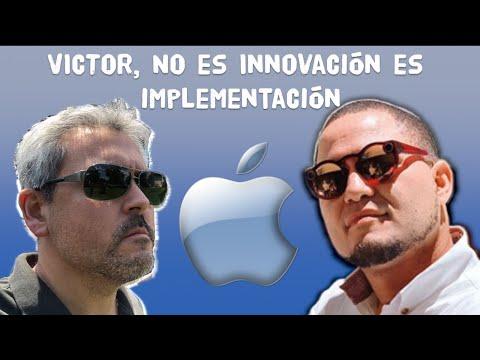 Corrigiendo a Marcianotech sobre innovación en el iPhone