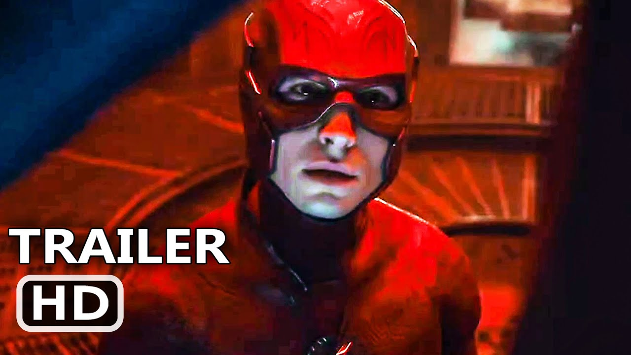 Download THE FLASH Trailer (2022)