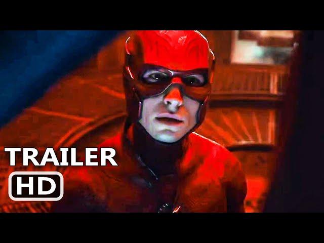 THE FLASH Trailer (2022)