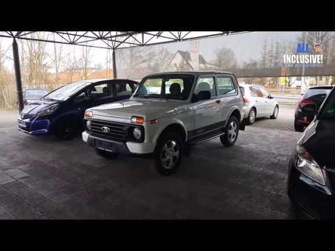 Российский автопром в Германии LADA NIVA URBAN, KALINA, GRANTA, VESTA