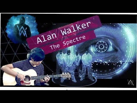 Alan Walker - The Spectre (Cover Fingerstyle Guitar by Harry Cho)