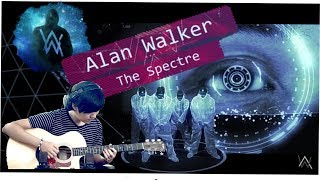 Video Alan Walker - The Spectre (Cover Fingerstyle Guitar by Harry Cho) download MP3, 3GP, MP4, WEBM, AVI, FLV Juli 2018