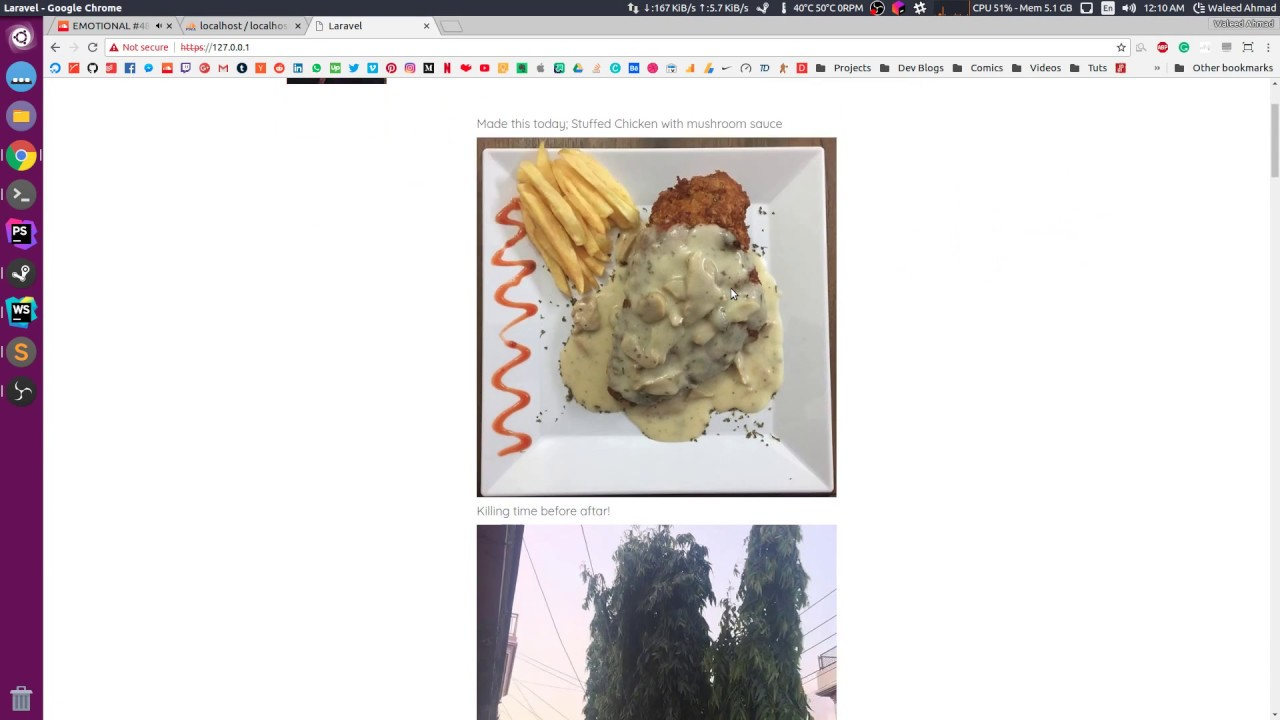 Integrating Instagram API in Laravel 5 6 – Quantizd