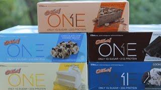 Honest Reviews: OhYeah! One - Lemon Cake/Birthday Cake By oppermanfitness/#gains