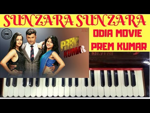 SUNJARA SUNJARA || PREM KUMAR ODIA MOVIE || Piano Tutorial || Harmonium Tutorial || Notes