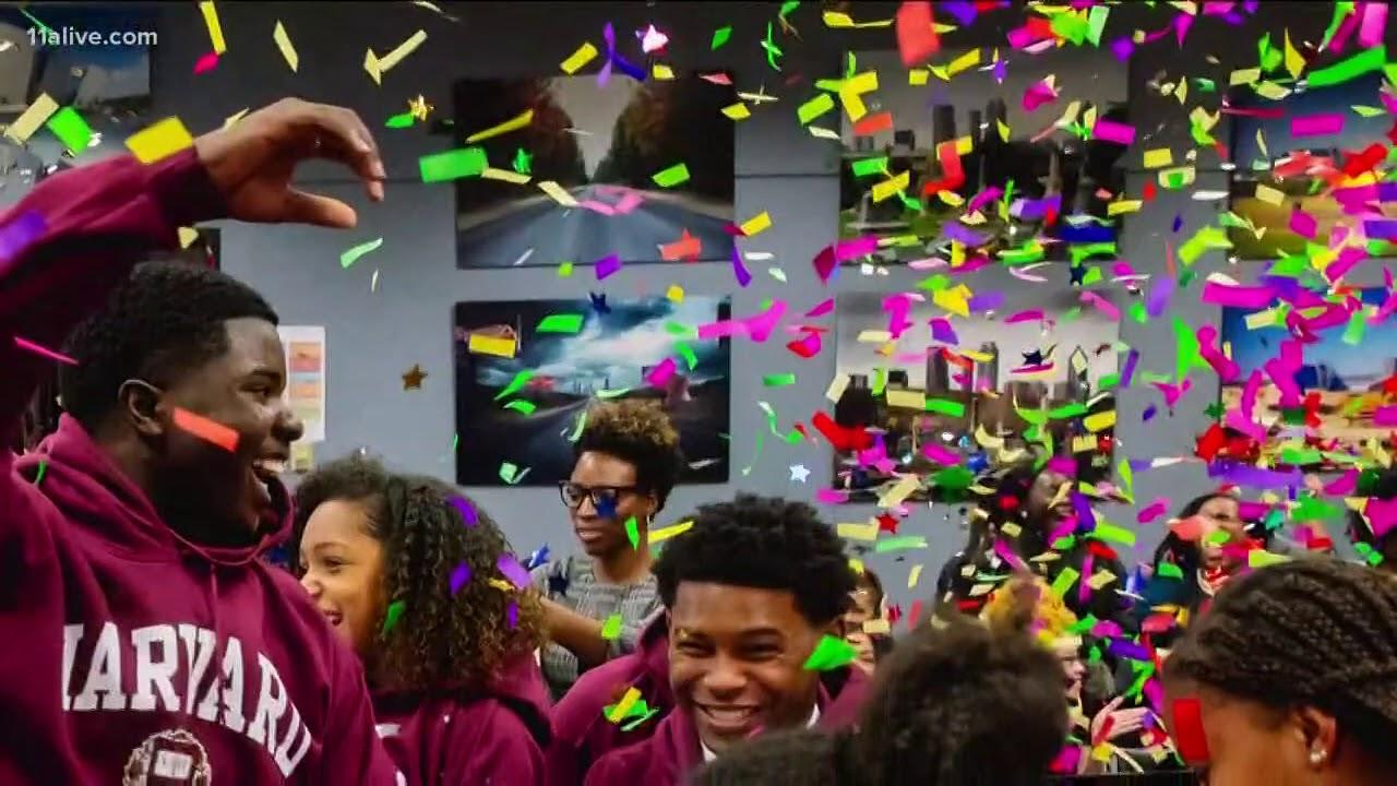 Black Atlanta Great Debaters reigned champion at Harvard University