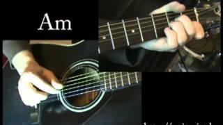 Чайф - С войны (Уроки игры на гитаре Guitarist.kz)