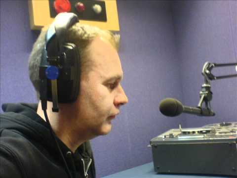 Kevin Williamson on the radical Robert Burns (BBC Scotland Book Cafe Interview, 8th Aug 2011)